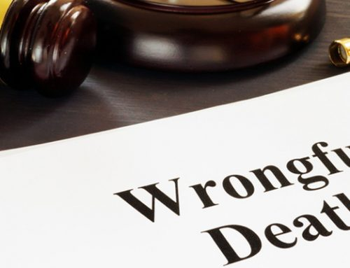 Personal Injury Law – Wrongful Death And Medical Malpractice